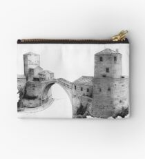 Mostar Old Bridge, from the north side Studio Pouch