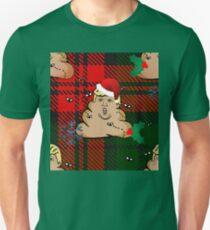 christmas dump trump Unisex T-Shirt