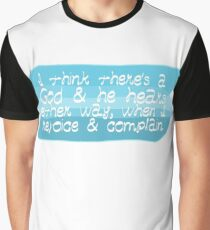 Rejoice Graphic T-Shirt