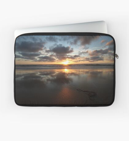 Sunset and Seaweed Laptop Sleeve