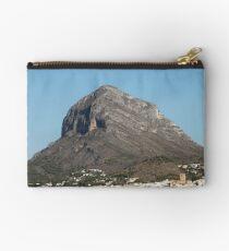 Montgo the Elephant Mountain, Javea Spain Studio Pouch