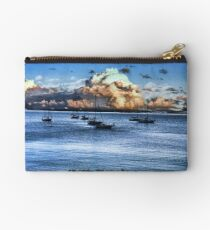 Evening at Port Stephen NSW Studio Pouch