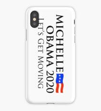 Michelle Obama 2020 iPhone Case/Skin