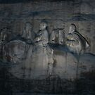 Stone Mountain by Night by Allen Gaydos