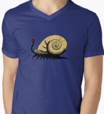 Kleiner Yougeshade T-Shirt mit V-Ausschnitt für Männer