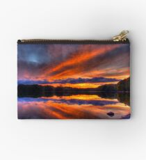 Lake of the Woods Sunset  Studio Pouch
