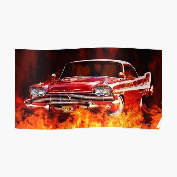 Christine - Hell Hath No Fury Poster