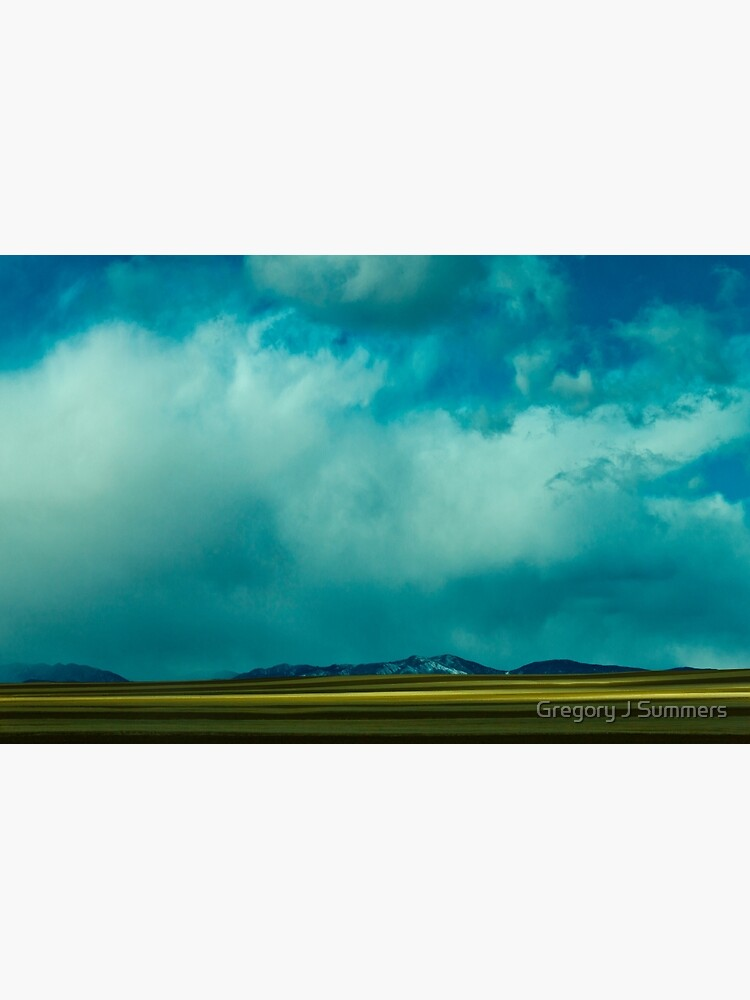 Storm Across Moves Across The Plains by nikongreg