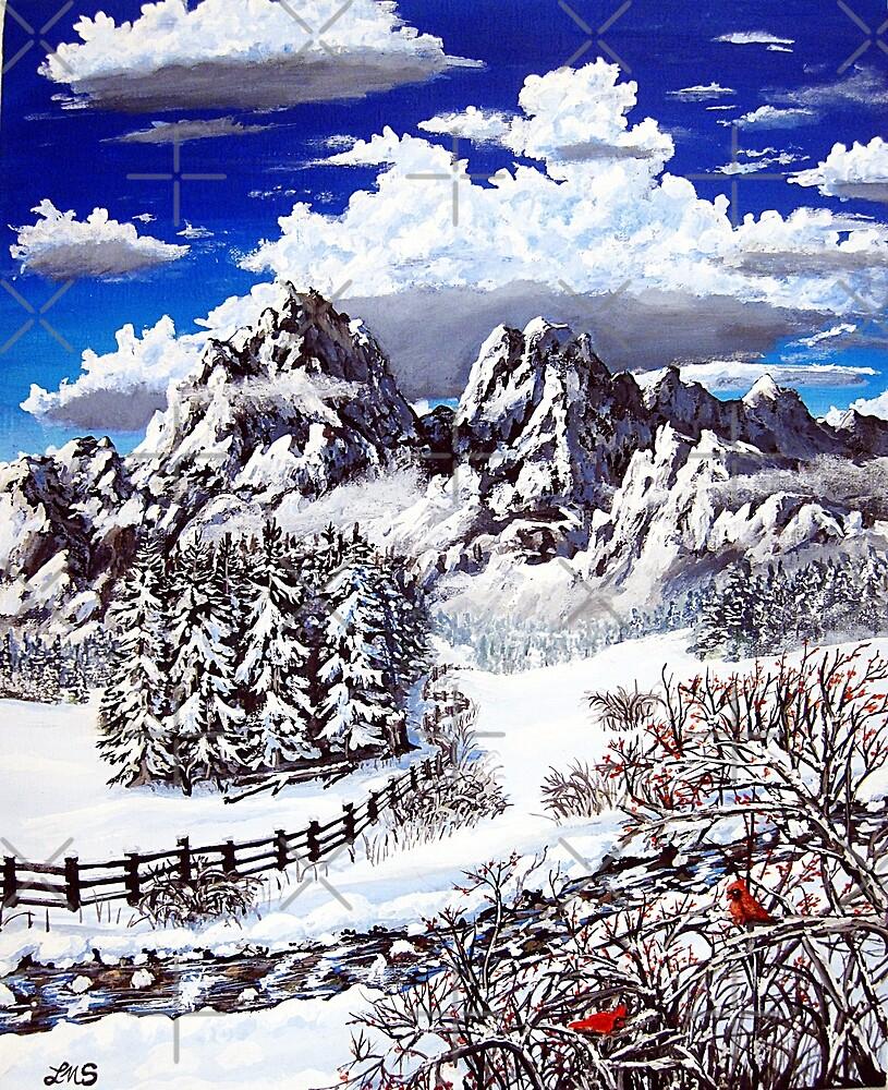 a winterberry wonderland by LoreLeft27