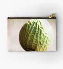 Wrinkly Green Beach Fruit Studio Pouch