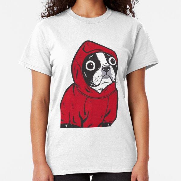 LELE Dabbing Brown Boston Terrier Unisex Boy Girl Youth Women Men Adult Pullover Hooded Pocket Hoodie Sweatshirt
