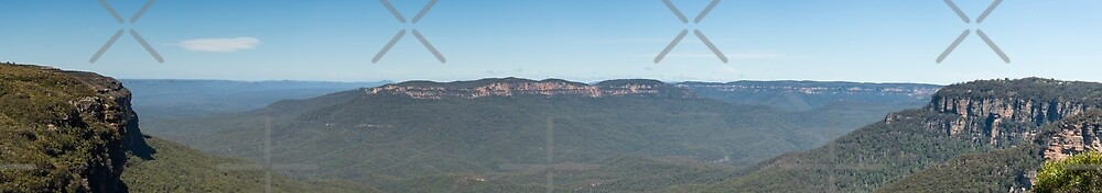 Jamieson Valley, Blue Mountains by SusanAdey