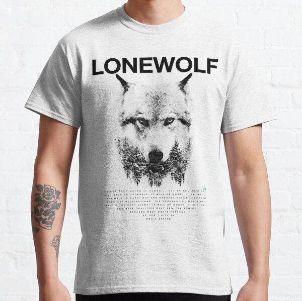 Lone Wolf! Classic T-Shirt