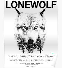 Lone Wolf! Poster