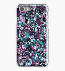 Assorted Characters iPhone Case/Skin