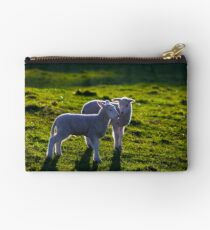 Spring lambs Studio Pouch