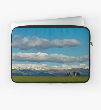 Little House on The Prarie Laptop Sleeve