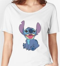 Stitch Women's Relaxed Fit T-Shirt
