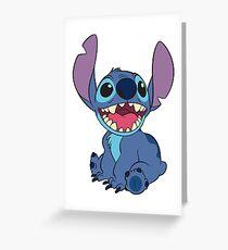 Stitch Greeting Card