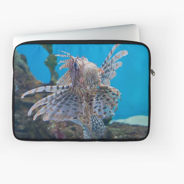 Fish in a Tank Laptop Sleeve