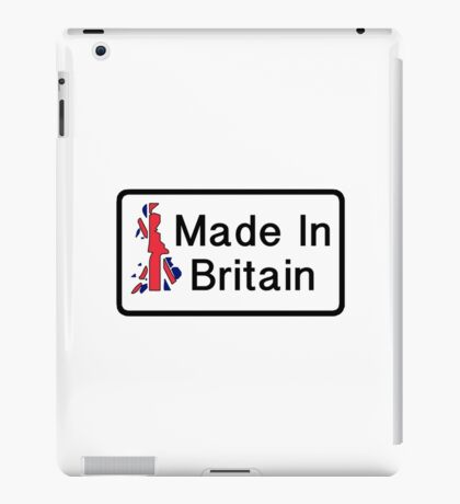 Made In Britain - The IT Crowd iPad Case/Skin