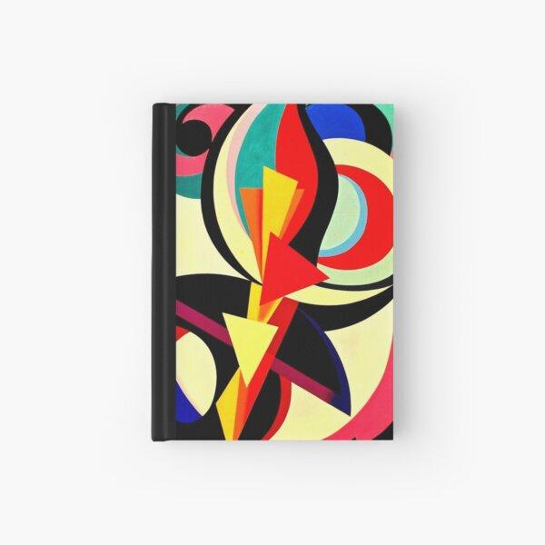 Auguste Herbin - Composition Hardcover Journal