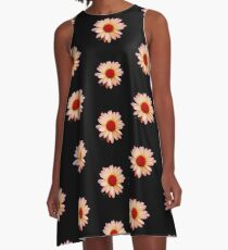 Painted the Color of Sunrise~ Daisy A-Line Dress