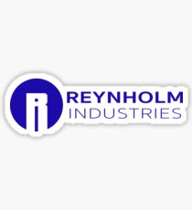Reynholm Industries - The IT Crowd Sticker