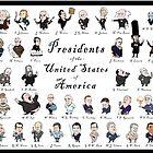 Presidents of the USA 2016 Update by jasonpruett