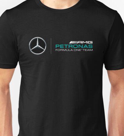 mercedes f1 team Unisex T-Shirt