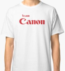 Team Canon Original Classic T-Shirt