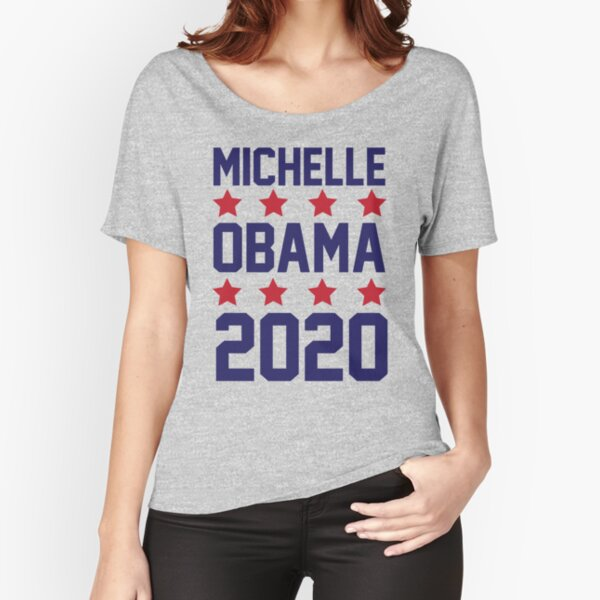 Michelle Obama 2020 Relaxed Fit T-Shirt