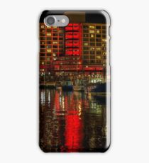 Dark Mofo, Painting the town Red iPhone Case/Skin
