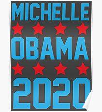 Michelle Obama 2020 Poster