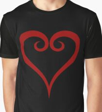 Simple Heart Graphic T-Shirt