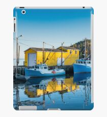 Northwest Cove Nova Scotia iPad Case/Skin