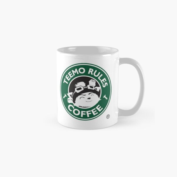 Teemo Sucks - Teemo Rules Mugs! Classic Mug