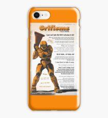 Grifisms iPhone Case/Skin