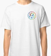 VW Logo Tie Dye Classic T-Shirt