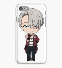 Yuri!!! on Ice Chibi Viktor iPhone Case/Skin