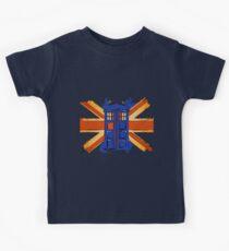 Dr Who - The Tardis - Vintage Jack Kids Clothes