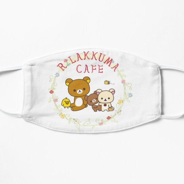 Rilakkuma Cafe Flat Mask