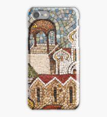 town mosaic iPhone Case/Skin
