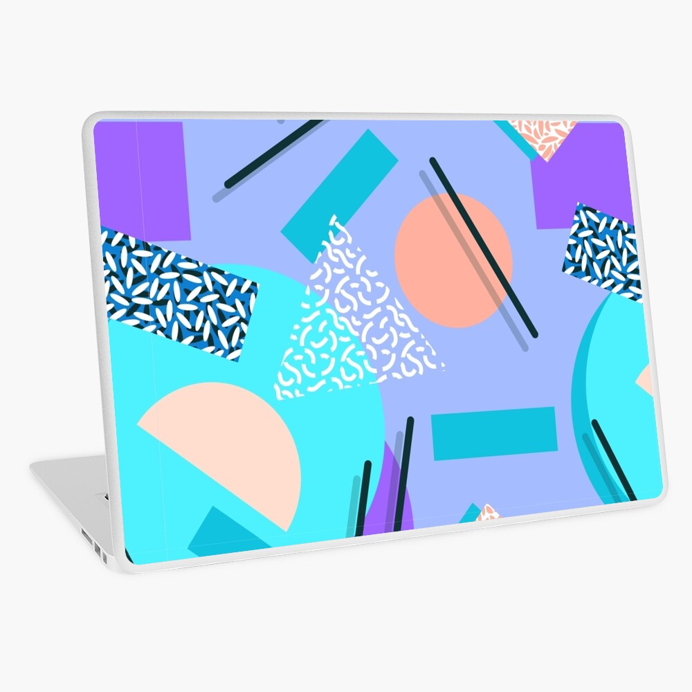 Memphis candy.  Laptop Skin