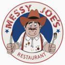 Messy Joe's Restaurant - The IT Crowd by Studio Momo ╰༼ ಠ益ಠ ༽