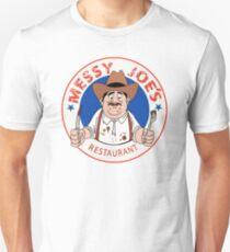 Messy Joe's Restaurant - The IT Crowd Unisex T-Shirt