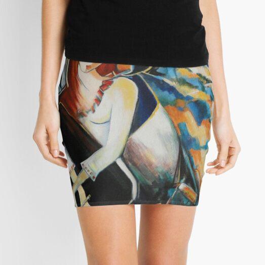 Remembrance Mini Skirt
