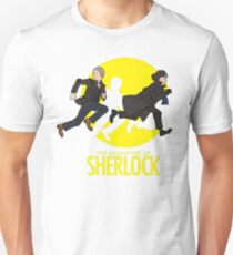 The Adventures of Sherlock T-Shirt