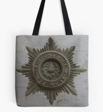 The Cheshire Regiment Tote Bag