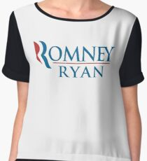 A Mitt Romney Chiffon Top